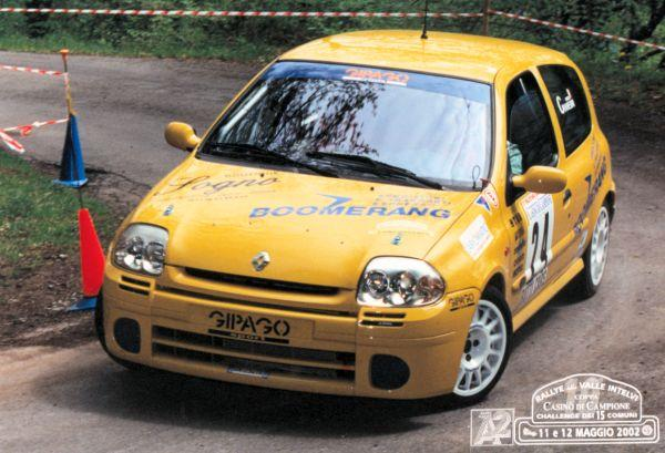 Renault Clio RS Gr. N