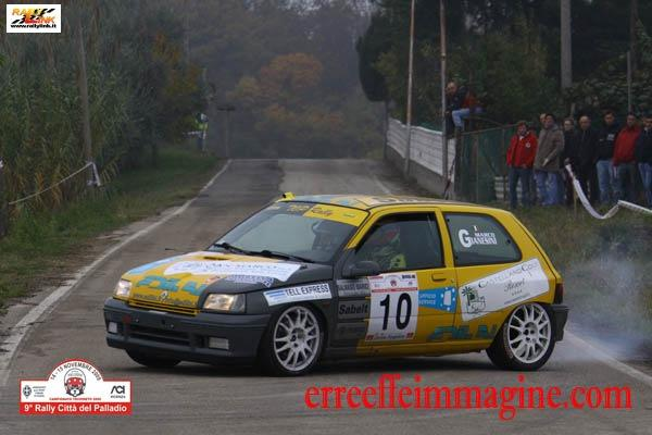 Renault Clio Williams FA7