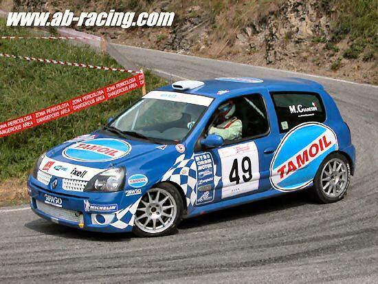 Renault Clio Light Gr. N