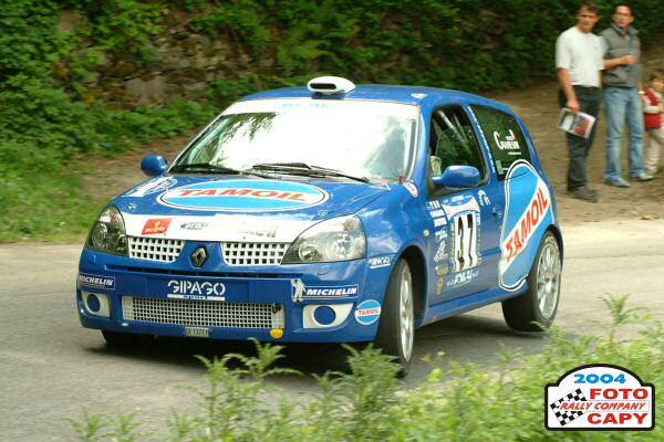 Renault Clio Light Gr. N (Gipago)