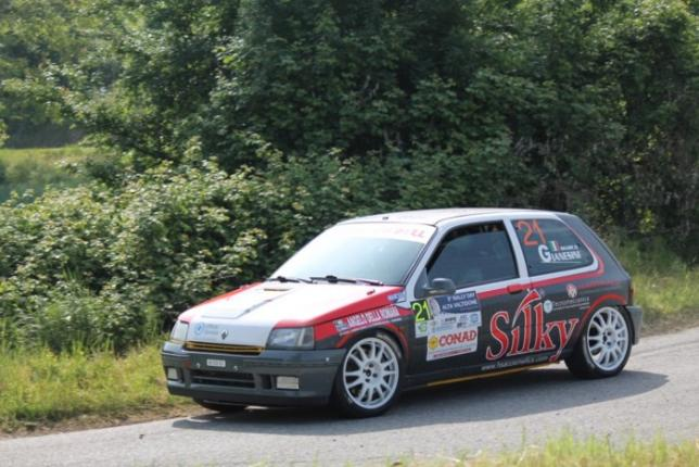 Renault Clio Williams A7